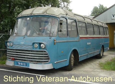 1960 Volvo, type B655 Domburg