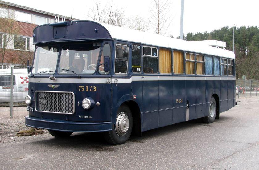 1960 Wiima Volvo