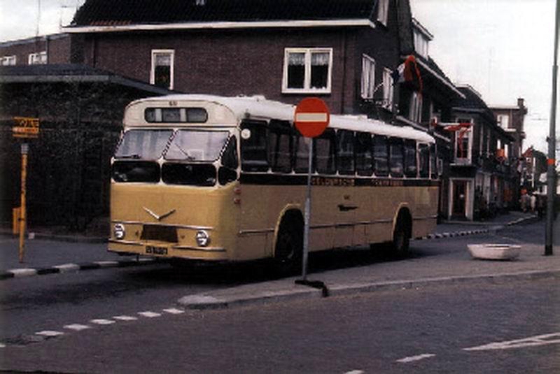 1961 AEC VB10 AEC AH690 180pk carr Verheul 1961 GTW631 1962