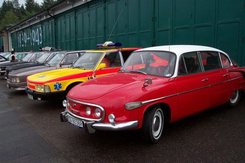 1961 Tatra d