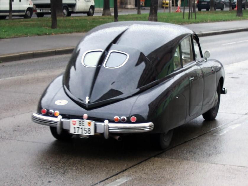 1961 Tatra T600 Tatraplan z02