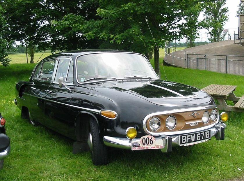 1961 Tatra T603 (2)