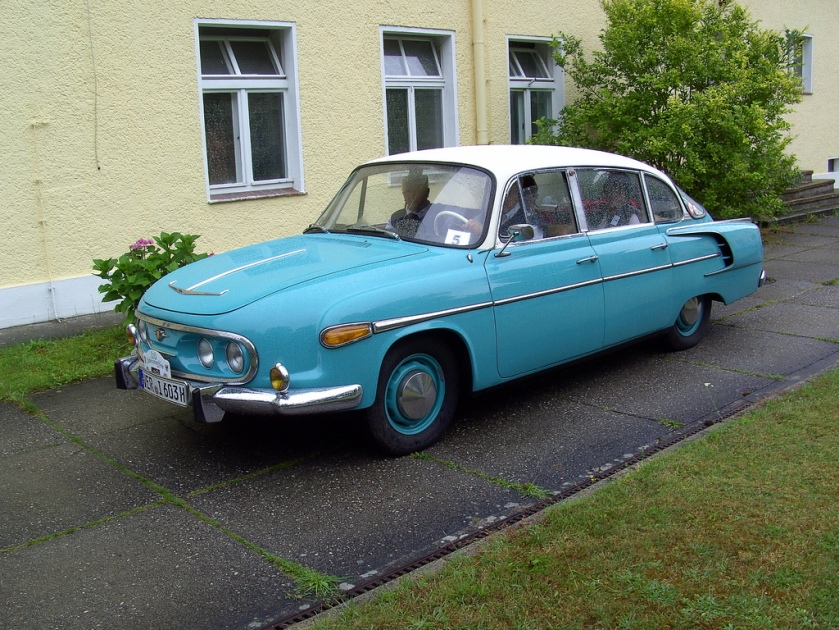 1961 Tatra T603 III