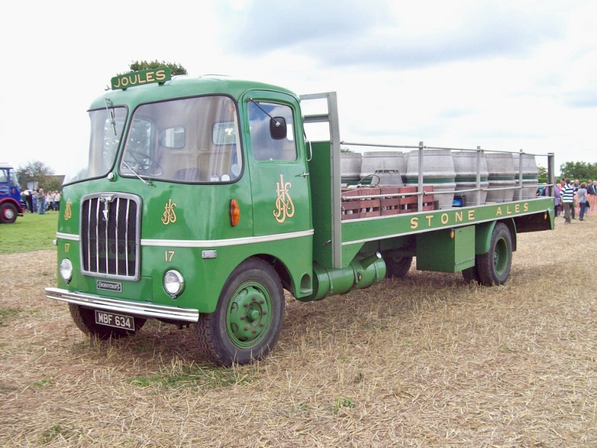 1961 Thornycroft Swiftsure Dray Engine 5400cc