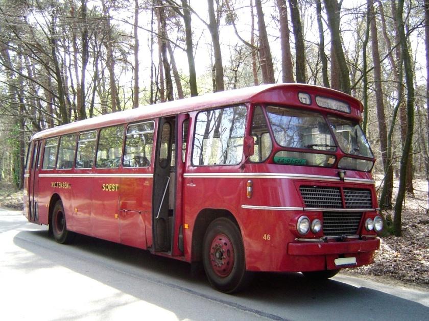 1961 Volvo Autobus Tensen 46 erfg compr