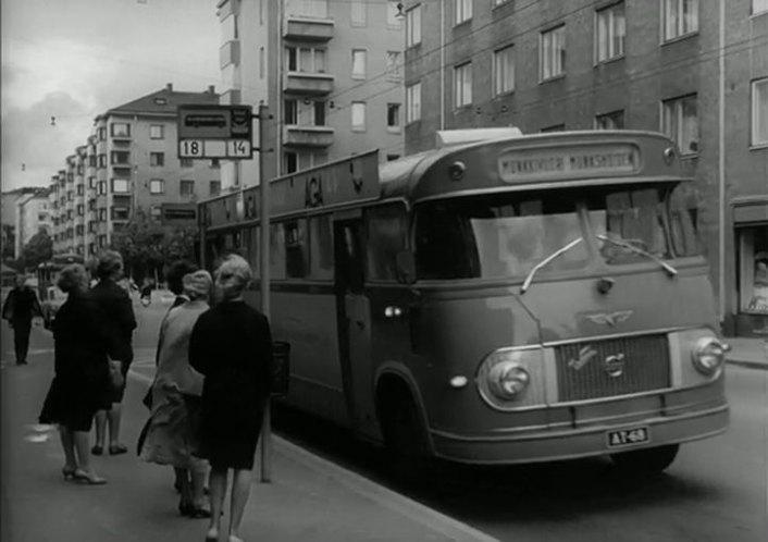1961 Volvo B 63508 Wiima M59