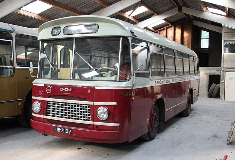 1961 Volvo BBA ZABO City Coach