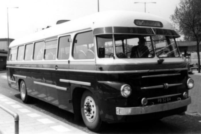 1961 Volvo van gog44