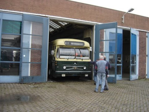 1962 Bolramer 5023 Leyland  Werkspoor A-Road f