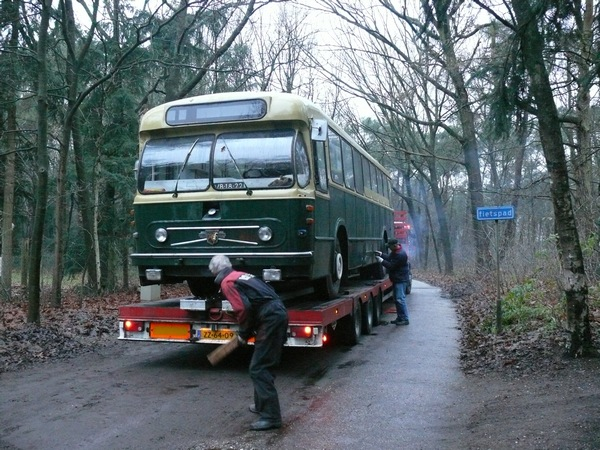 1962 Bolramer 5023 Leyland  Werkspoor A-Road