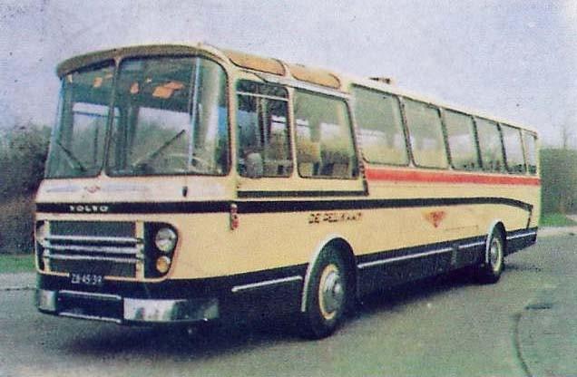 1962 Domburg Volvo