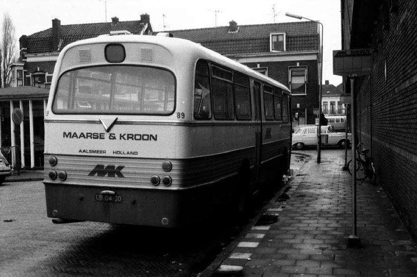 1962 Maarse & Kroon 89 Verheul