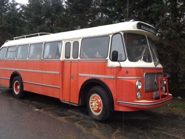 1962 Volvo B-61503