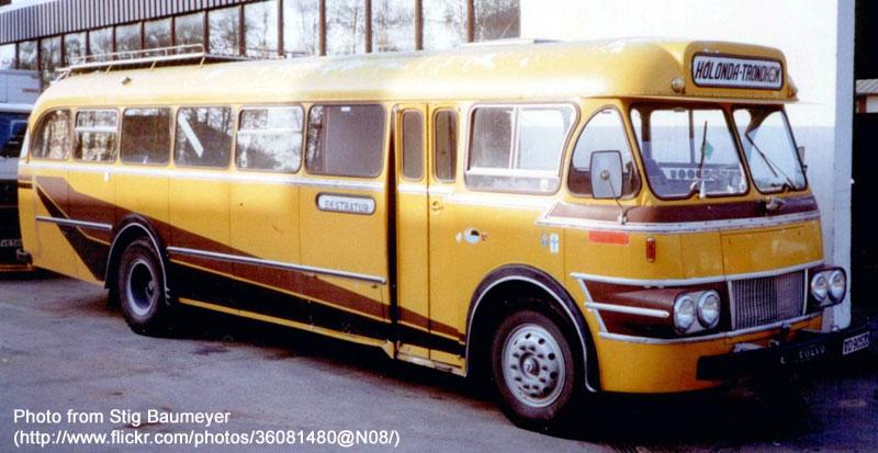 1962 Volvo B635