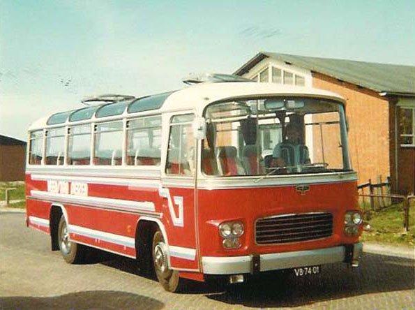 1963-69 VAN HOOL FIAT 314