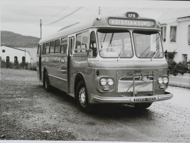 1963 Scania-Vabis B56-58 mod med M58-karosseri fra VBK