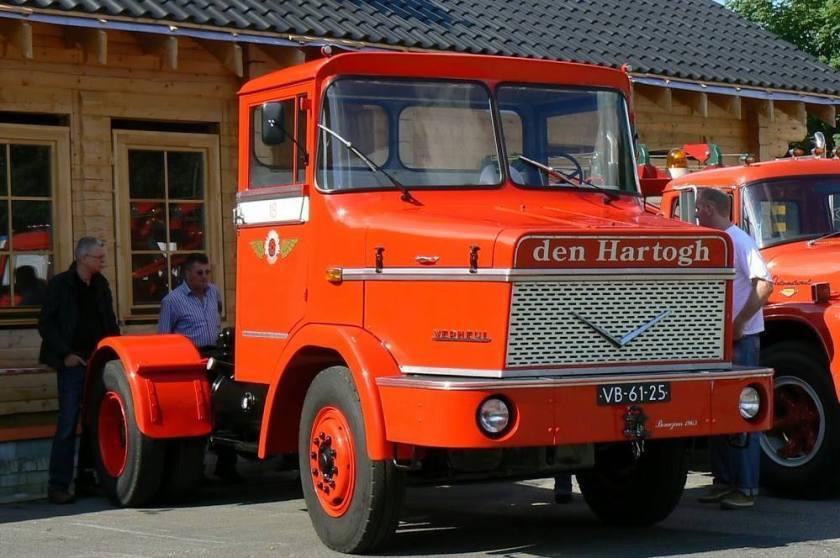 1963 Verheul Truck ex Hempenius Sneek