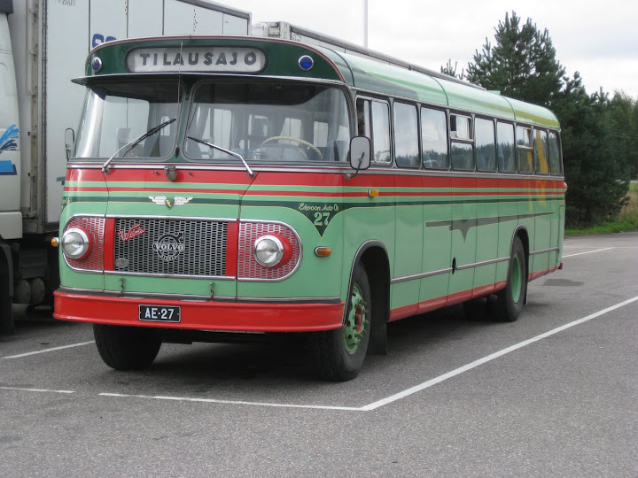 1963 Volvo B615 Wiima M 59 vm