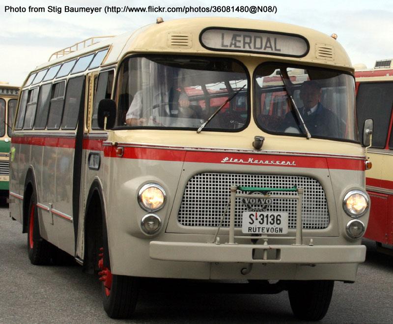 1963 Volvo B615