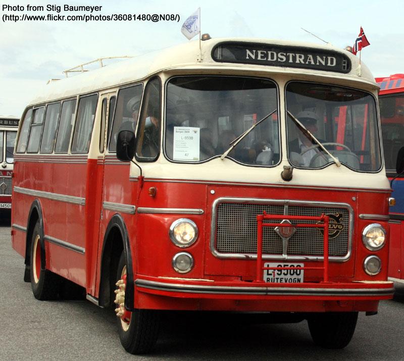 1963 Volvo B615b