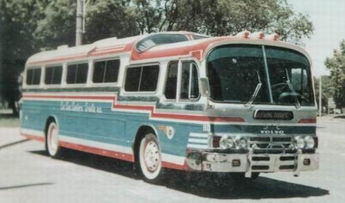1963 Volvo DIC