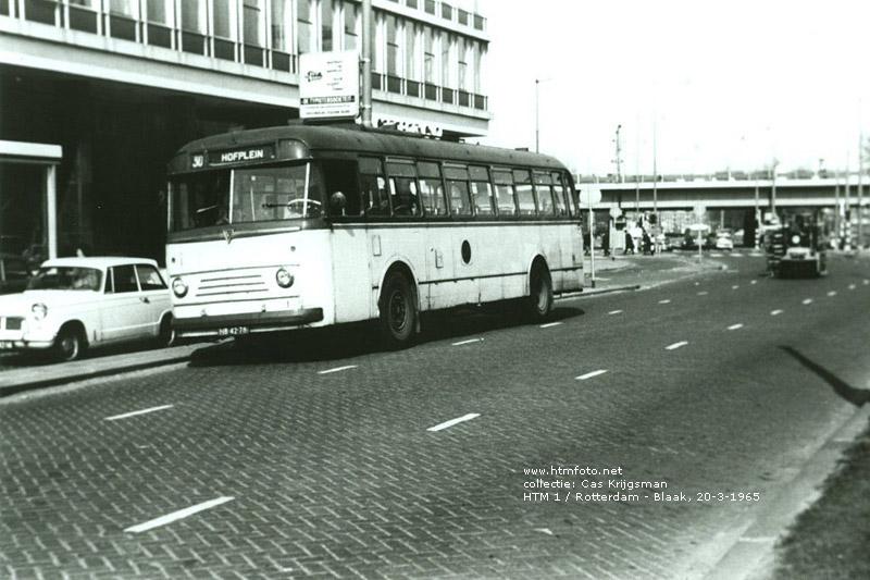 1964 Kromhout TB-50 - Verheul