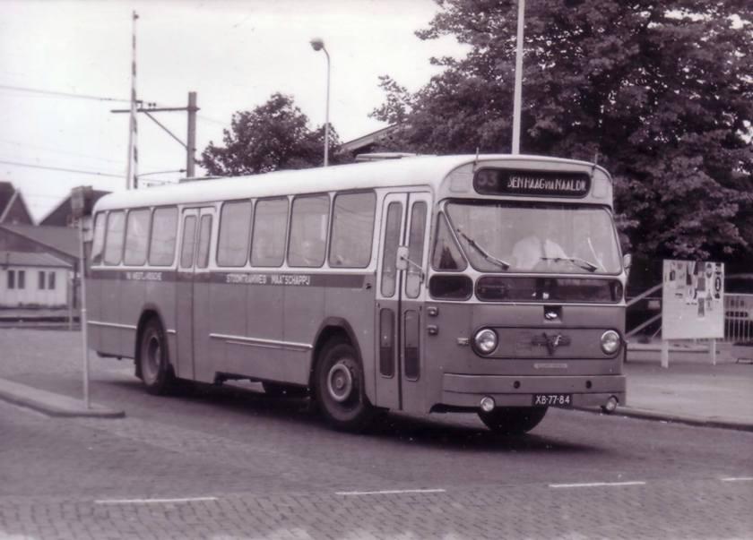 1964 Leyland-Verheul LV-Verheul XB7784a