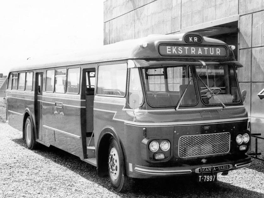 1964 VBK Scania-Vabis B76