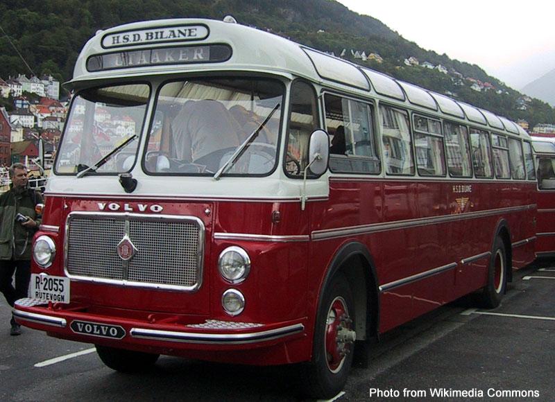 1964 Volvo B615