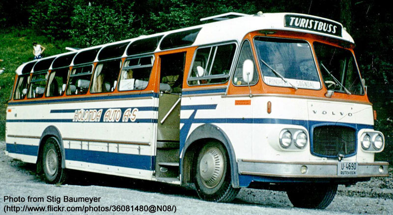 1964 Volvo B635