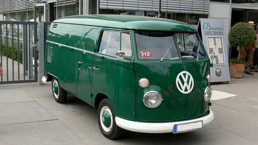 1964 VW_T1_Kastenwagen