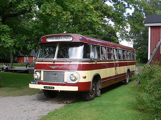 1964 Wiima Volvo Vanha Pohjolan Liikenne