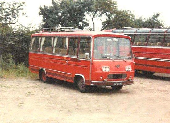 1965-68 VAN HOOL FIAT 625N