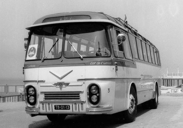 1965 AEC Verheul Touringcar