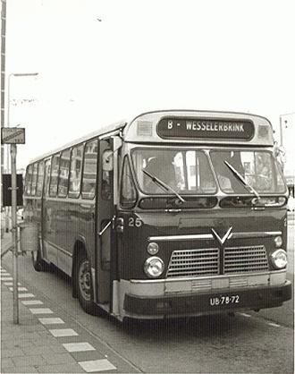 1965 Daf Verheul