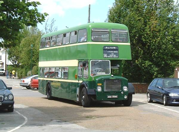 1965 Dennis Loline III with Weymann H39-29F body ad506c