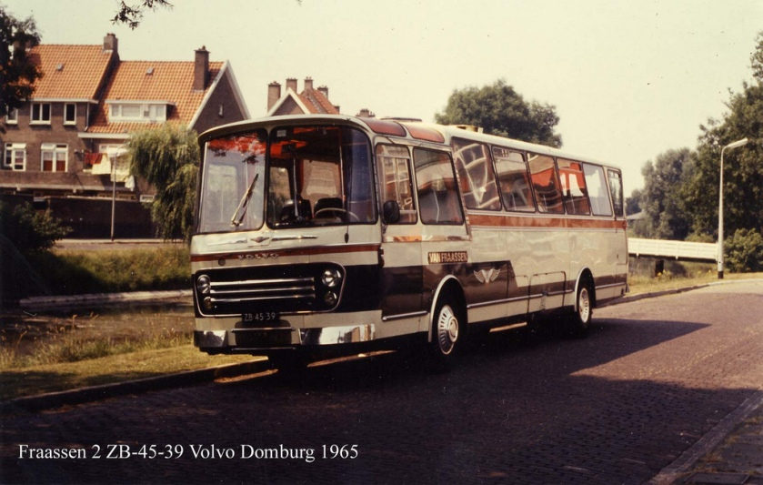 1965 Domburg Volvo