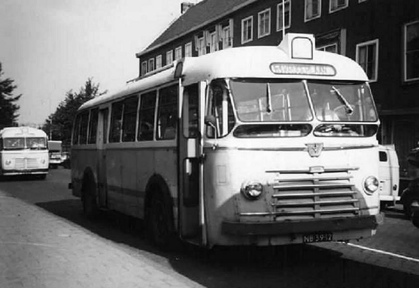 1965 Ex GEVU 12 Verheul NB-39-12