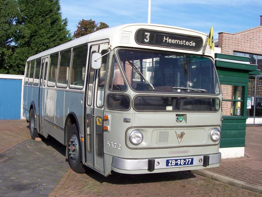 1965 Haarlemse Leyland-Verheul stadsbus 5372.