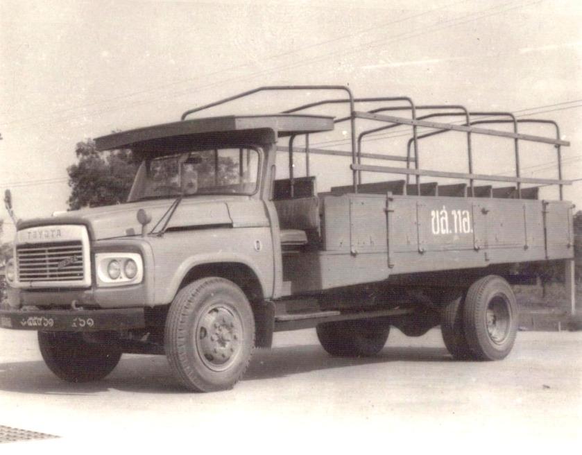 1965 TOYOTA DA 115