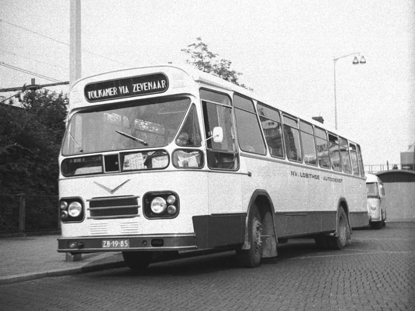 1965 Verheul Lobithse Autodienst 45