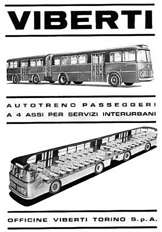 1965 Viberti advertisement