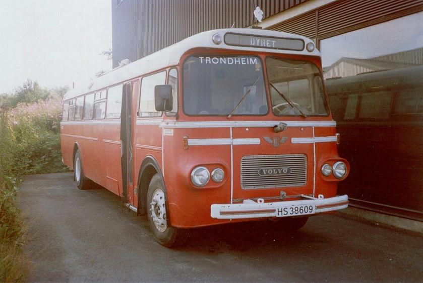 1965 Volvo B615 - T. Knudsen