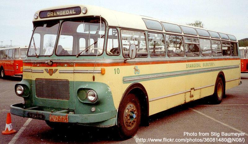 1965 Volvo B635