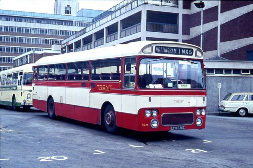 1965 Willowbrook DP49F bodied Leyland PSU3-1R Leopard