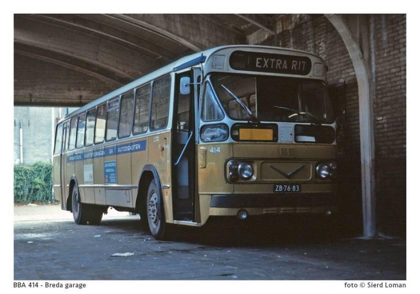 1966 BBA 414 Verheul Breda
