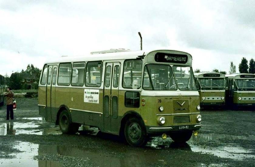 1966 DAF Verheul ENHABO 70