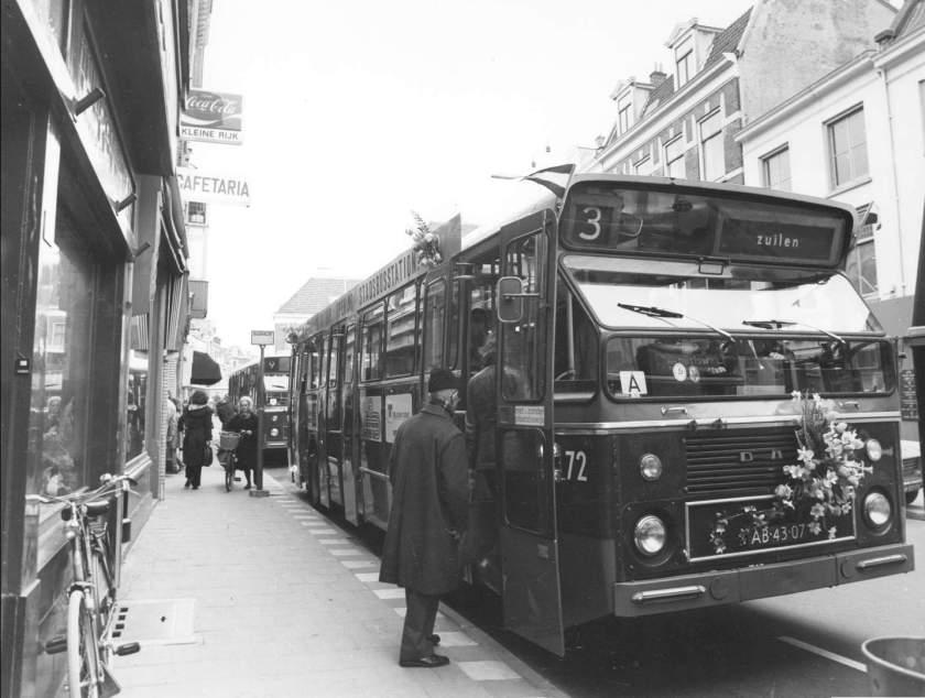 1966 DAF Werkspoor (eerste standaardserie)