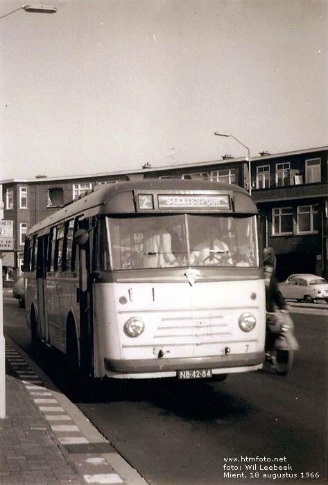 1966 Kromhout TB-50 - Verheul 7