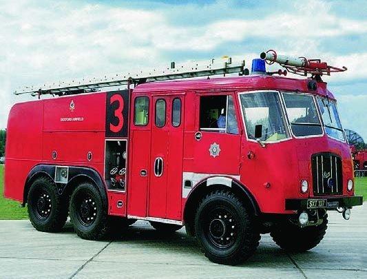 1966 Thornycroft Nubian Mk-VII (FV-14151), 6x6
